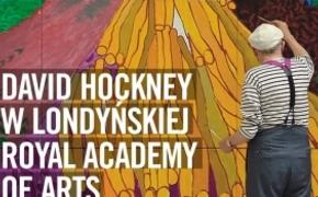 """Cykl Wystaw na Wielkim Ekranie w Multikinie: """"Hockney. Pejzaże, portrety i martwe """""""
