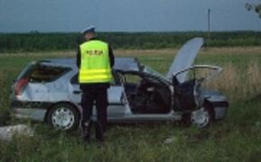   Dwie osoby ranne w wypadku w Raniżowie