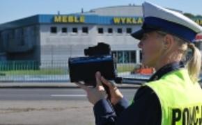 | Podkarpaccy policjanci mają nowoczesne mierniki prędkości