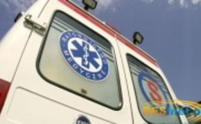 | 38-letnia kobieta zderzy�a si� z autobusem