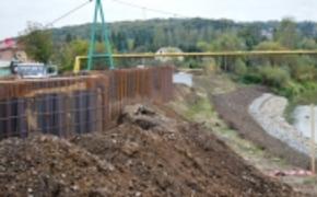   Ruszyła budowa wału przeciwpowodziowego