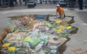 | Trójwymiarowe murale w Rzeszowie