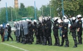 | 28 pseudokibiców skazanych za zamieszki na stadionie