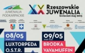 | Kto zagra na XX Rzeszowskich Juwenaliach?