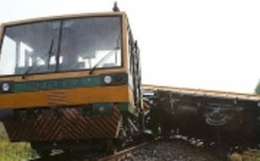 | Wypadek kolejowy w Lipie