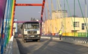 | Próbne obciążenie Mostu Narutowicza
