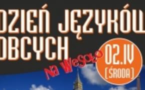 | Ta�ce i �ama�ce, czyli Dzie� J�zyk�w Obcych w WSPiA
