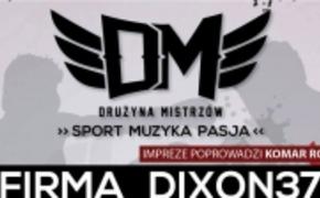 | Firma i Dixon37 zagrają Pod palmą