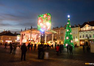 19 grudnia otwarcie Świątecznego Miasteczka na rzeszowskim Rynku