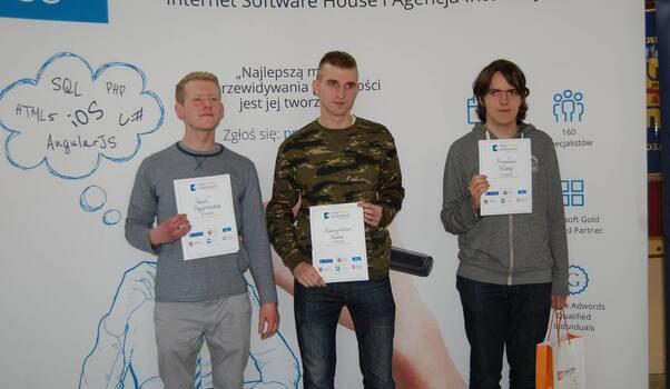 Aktualności Rzeszów | Rozstrzygnięto konkurs web.Master podkarpacki. Dla najlepszych młodych programistów nagrody i propozycje stażu