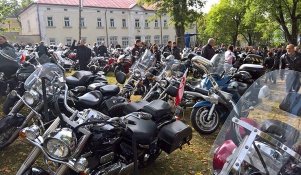 Aktualności Podkarpacie   Podkarpackie rozpoczęcie sezonu motocyklowego