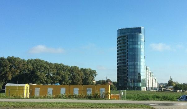 Aktualności Rzeszów   Zmiany w planie budowy Capital Towers. Nowy projekt poznamy w grudniu