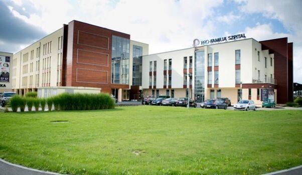 Rzeszowski Szpital Pro-Familia najbezpieczniejszą placówką w regionie  - Aktualności Rzeszów