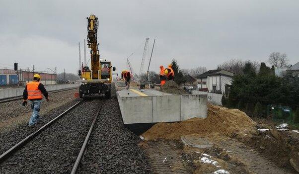 Powstaje nowy przystanek Rzeszów Zachodni. W 2019 r. ruszy przebudowa stacji Rzeszów Główny - Aktualności Rzeszów