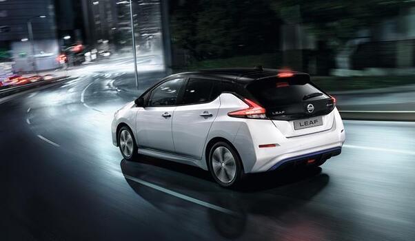 Nissan ponownie numerem 1 na rynku samochodów elektrycznych w Polsce - art. sposn.