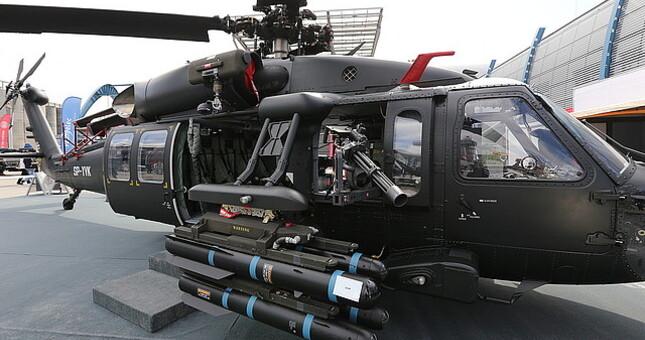 Mieleckie Black Hawki z nowym uzbrojeniem. Mowa m.in. o pociskach powietrze-ziemia [FOTO] - Aktualności Podkarpacie