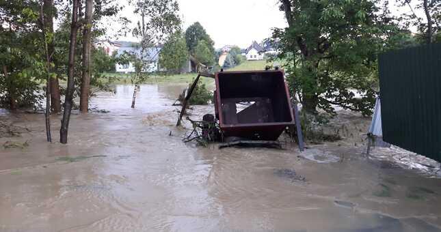 Diecezja rzeszowska zbiera na powodzian. Miasto przekaże 200 tys. dla mieszkańców gminy Chmielnik - Aktualności Rzeszów