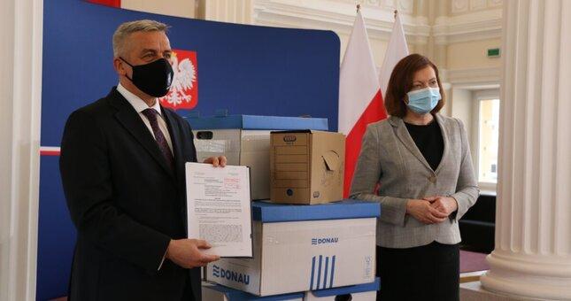 Wniosek o pozwolenie na budowę obwodnicy południowej Rzeszowa złożony - Aktualności Rzeszów