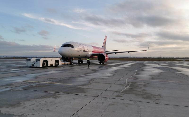 Wizz Air zainaugurowało loty z Jasionki do Eindhoven  - Aktualności Rzeszów