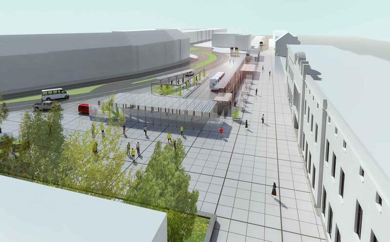 Podpisano umowę na budowę Rzeszowskiego Centrum Komunikacyjnego  - Aktualności Rzeszów