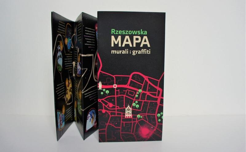 Powstała rzeszowska mapa murali i graffiti - Aktualności Rzeszów