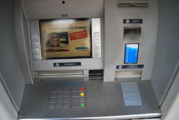 Aktualności Podkarpacie | Chciał się włamać do bankomatu