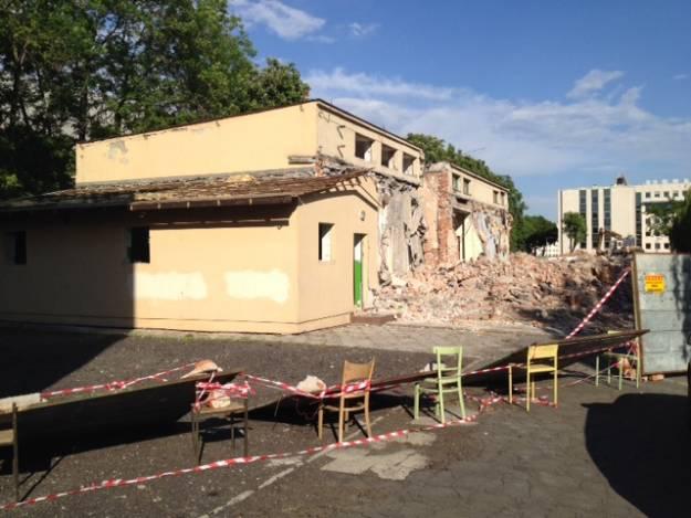 Aktualności Rzeszów | Miasto zbuduje biurowiec. Trwają pierwsze prace