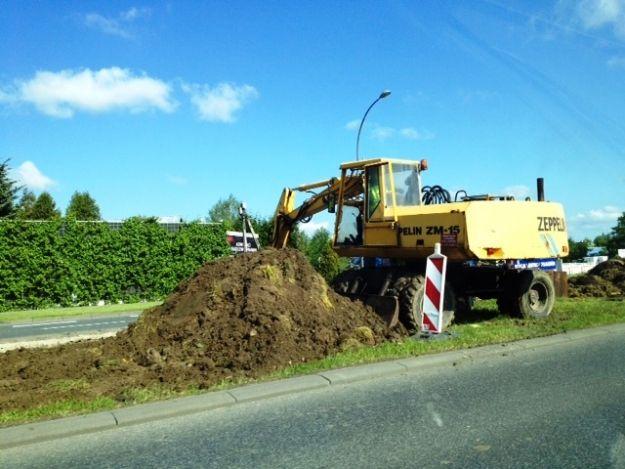 Aktualności Rzeszów | Ruszył remont przy Armii Krajowej
