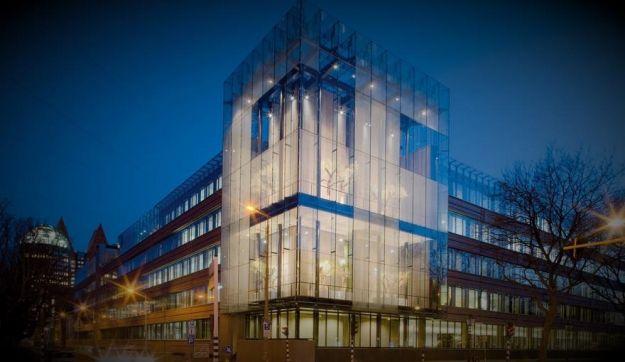 Aktualności Rzeszów | Iluminacje budynków na rzeszowskim Rynku