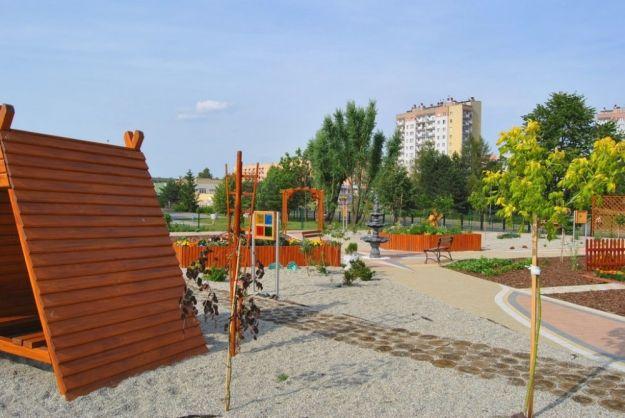 Aktualności Rzeszów | (FOTO) Ogród polisensoryczny kolejną atrakcją Rzeszowa