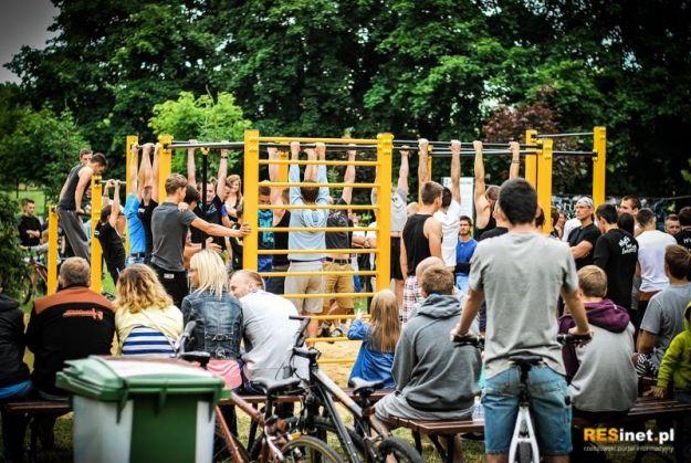 Aktualności Rzeszów | Więcej siłowni na świeżym powietrzu?