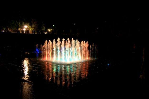 Aktualności Rzeszów | Zmienią repertuar multimedialnej fontanny