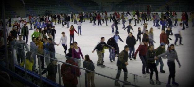 Aktualności Podkarpacie | Na lodowisko w środku lata?