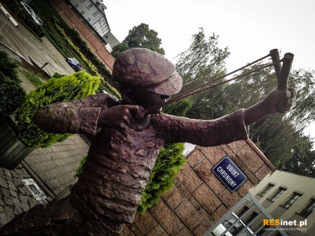 Aktualności Rzeszów | (FOTO) Rzeszowski urwis z procą
