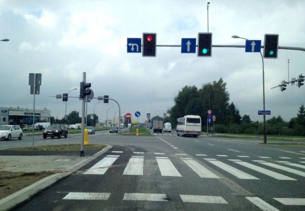 Aktualności Rzeszów | (FOTO) Sygnalizacja przy Armii Krajowej