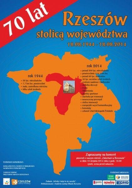 Aktualności Rzeszów | Piosenki o Rzeszowie dziś na Rynku