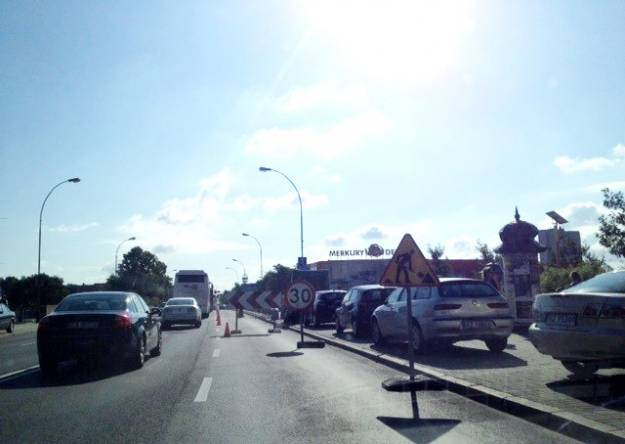 Aktualności Rzeszów | Kolejne utrudnienia na Moście Lwowskim