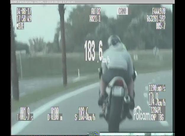 Aktualności Podkarpacie | VIDEO. Pędził ponad 200 km/h Wisłostradą