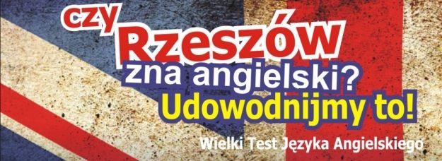 Aktualności Rzeszów | Czy Rzeszów zna angielski?