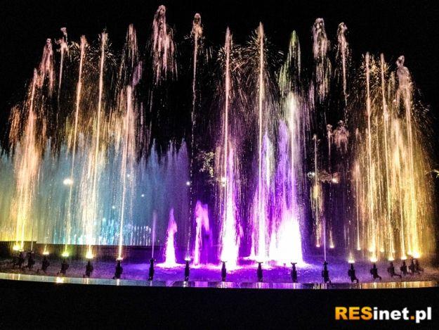 Aktualności Rzeszów | Wyjątkowa zmiana godziny pokazu fontanny multimedialnej