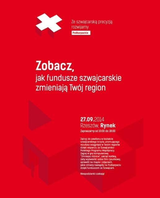 Aktualności Rzeszów | Interaktywny pawilon na rynku