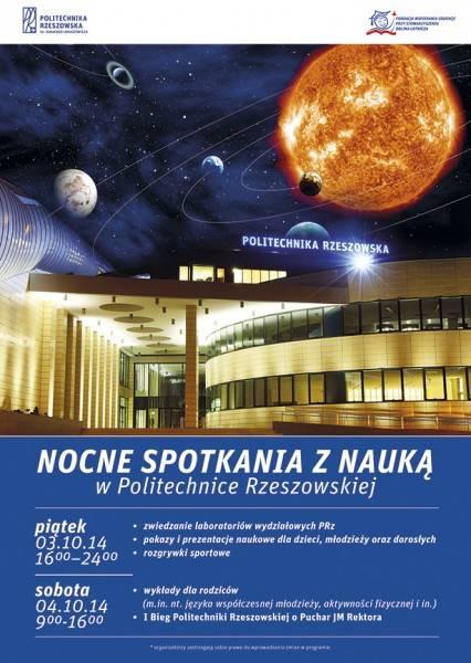 Aktualności Rzeszów | Kto chętny spędzić noc na Politechnice?