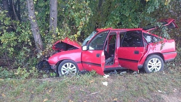 Aktualności Podkarpacie | Poranny wypadek w regionie. Pięciu rannych!