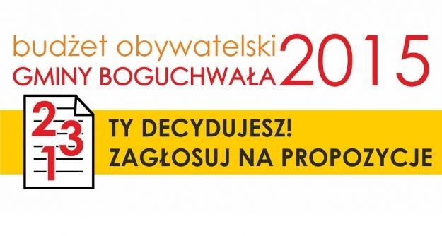 Aktualności Podkarpacie | Budżet Obywatelski Gminy Boguchwała. Trwa głosowanie