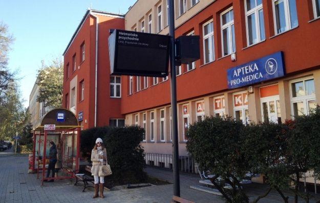 Aktualności Rzeszów | Elektroniczne tablice przy rzeszowskich przystankach