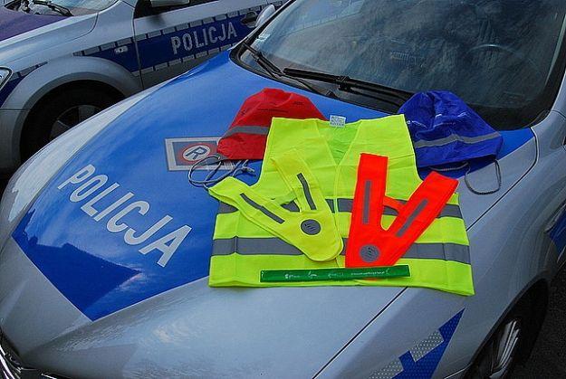 Aktualności Rzeszów | Odblask od policji. Wziąłeś?