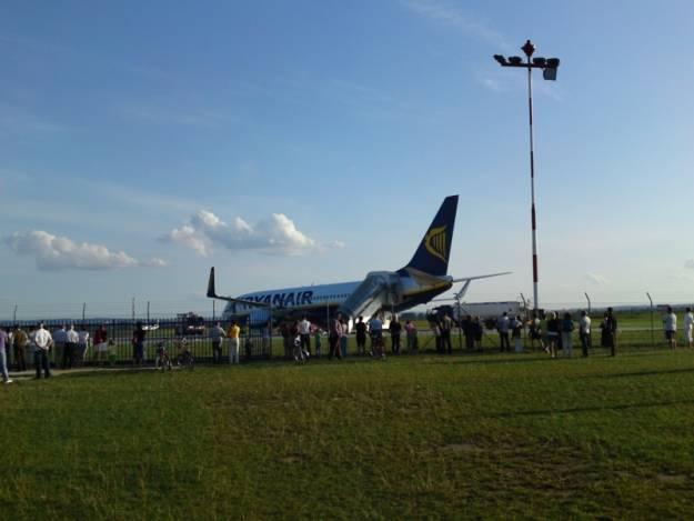 Aktualności Rzeszów | 2,5-milionowy pasażer Ryanair, nowe loty i więcej dotychczasowych połączeń