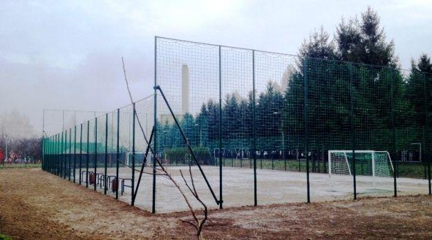 Aktualności Rzeszów | Boisko przy Rymanowskiej gotowe