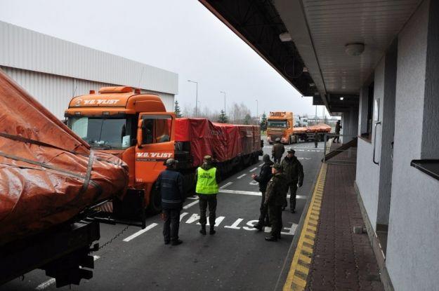 Aktualności Podkarpacie | Kolejny konwój z wrakiem Boeinga dotarł na Podkarpacie