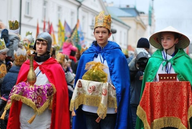 Aktualności Rzeszów | FOTO/VIDEO: Orszak Trzech Króli 2015 - znamy szczegóły